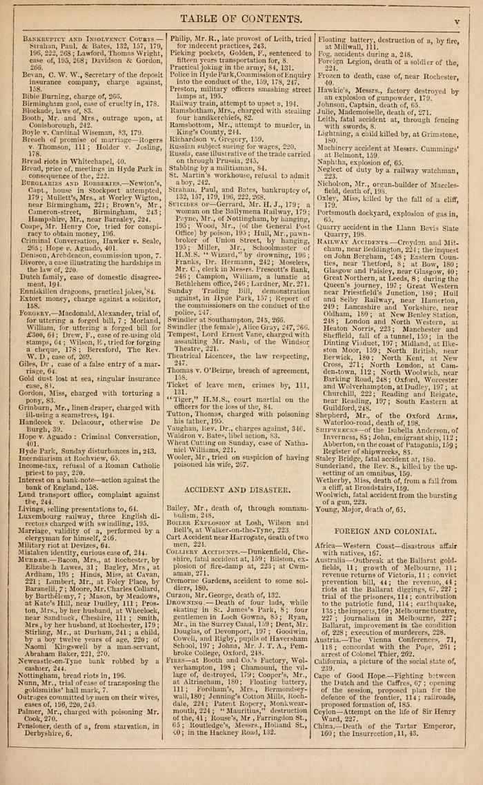 Facsimile of Household Words Narrative, Year 1855, Page IX.